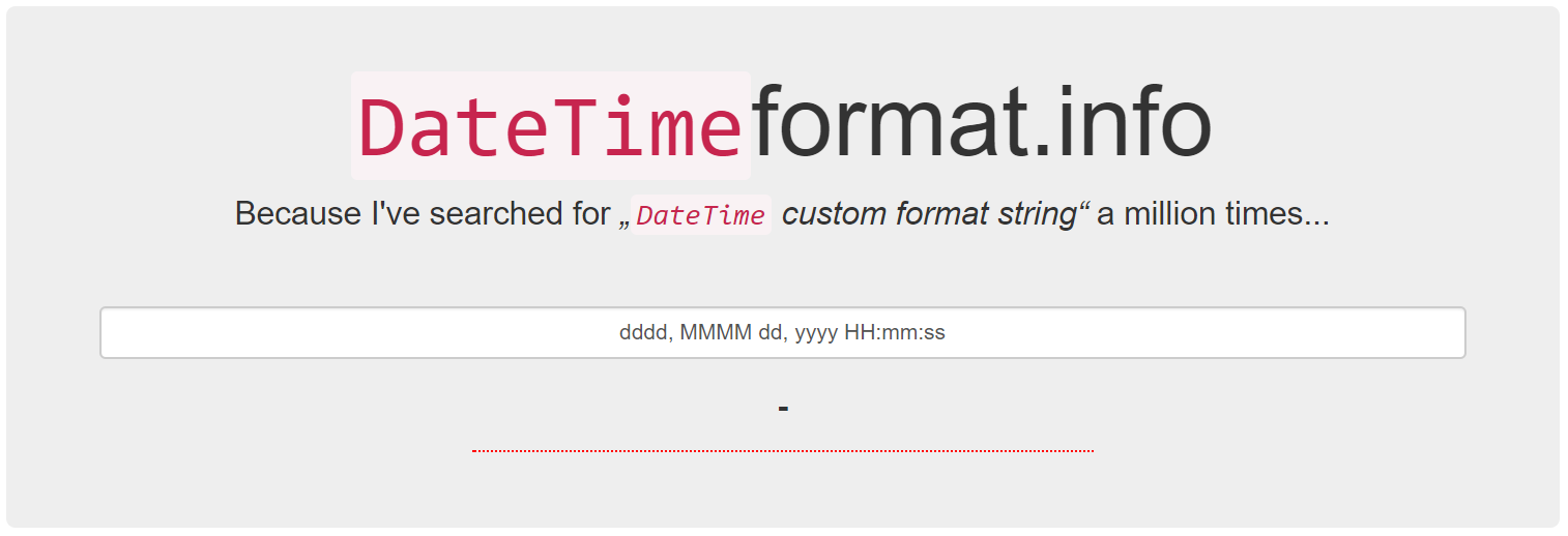DateTimeFormat.Info not working because of CORS