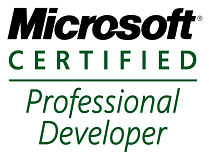 Microsoft Certified Progression Developer